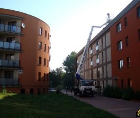 podnośnik koszowy | EHC Kraków