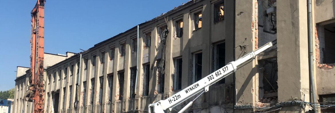 Dźwigi i podnośniki Kraków