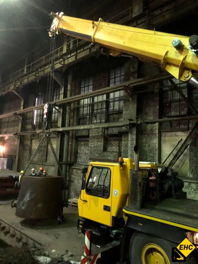 Żuraw do 50 ton Krakow