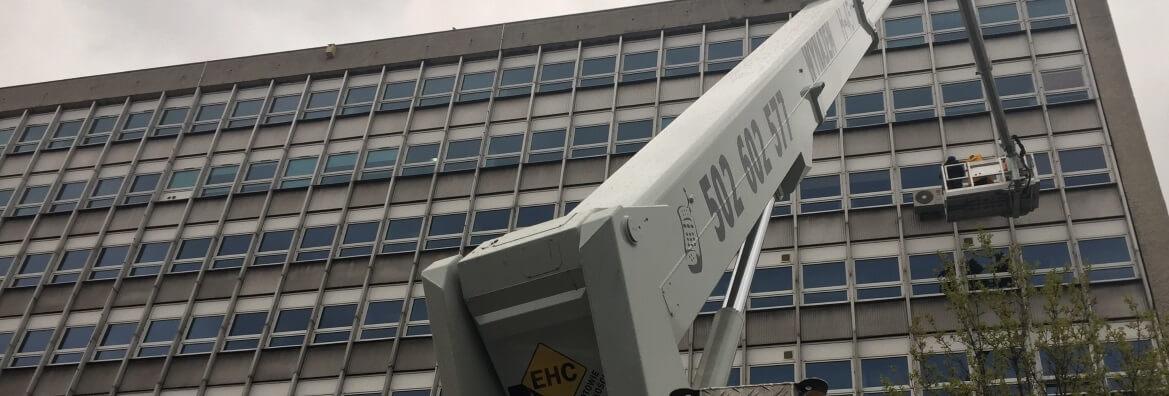EHC Wynajem Podnosnika Koszowego Krakow