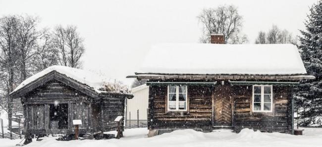 prace wysokościowe zimą