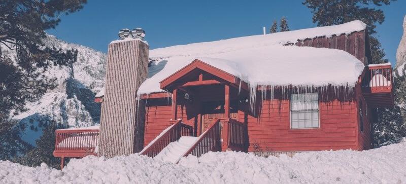 co sprawdząc na dachu po zimie
