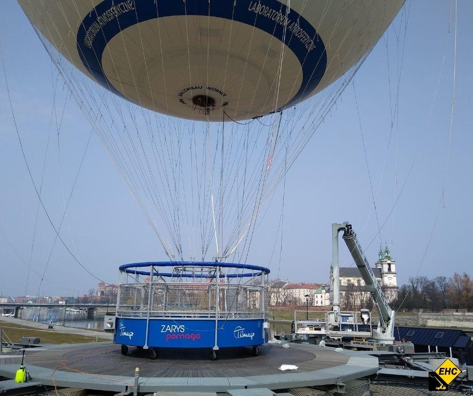 balon widokowy