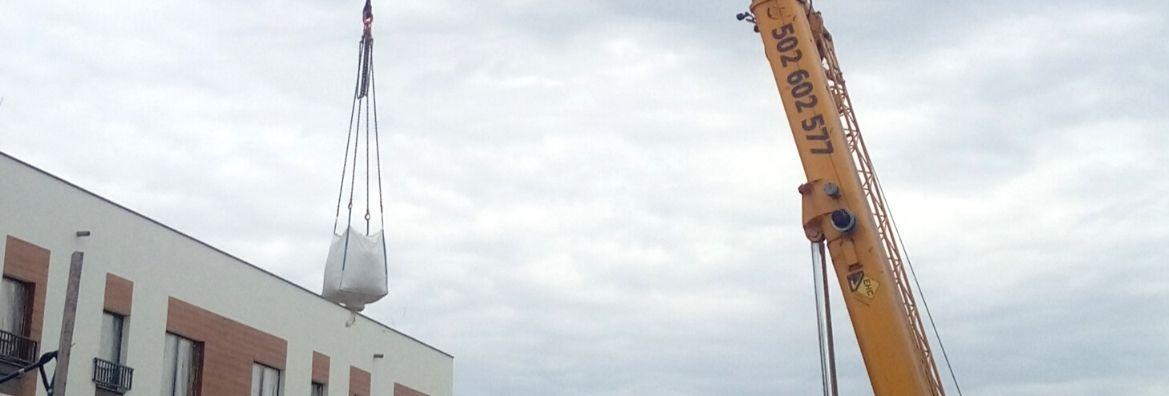 żurawie samojezdne Kraków